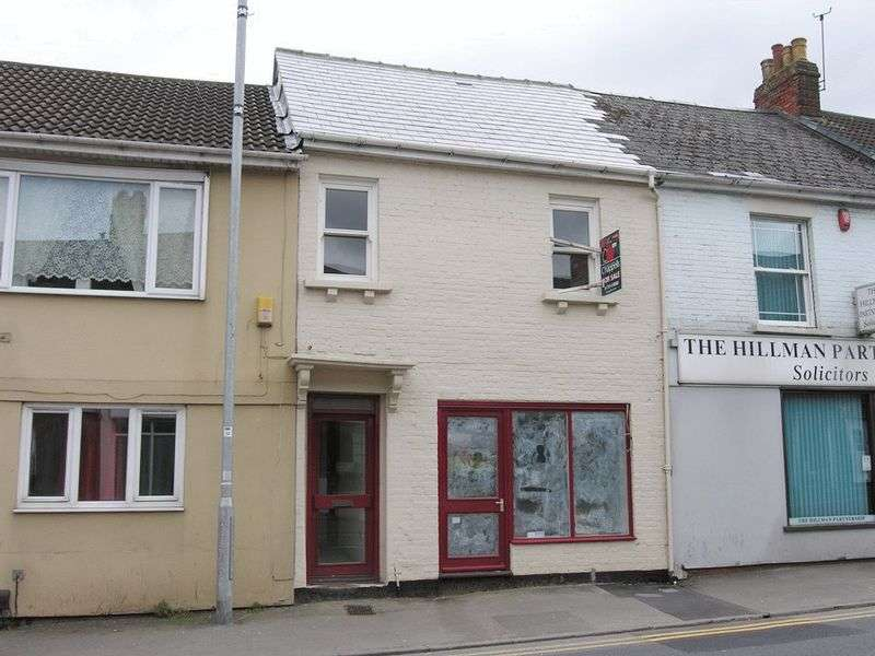 1 Bedroom Flat for sale in Victoria Road, Swindon