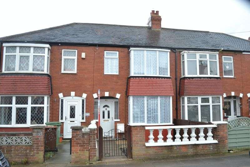 3 Bedrooms Terraced House for sale in Marshall Avenue, Grimsby