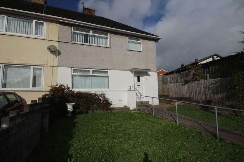 3 Bedrooms Terraced House for sale in Nevin Crescent, Rumney