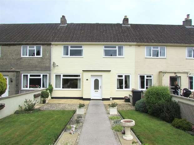 3 Bedrooms Terraced House for sale in Flowerfield, Nunney, Frome