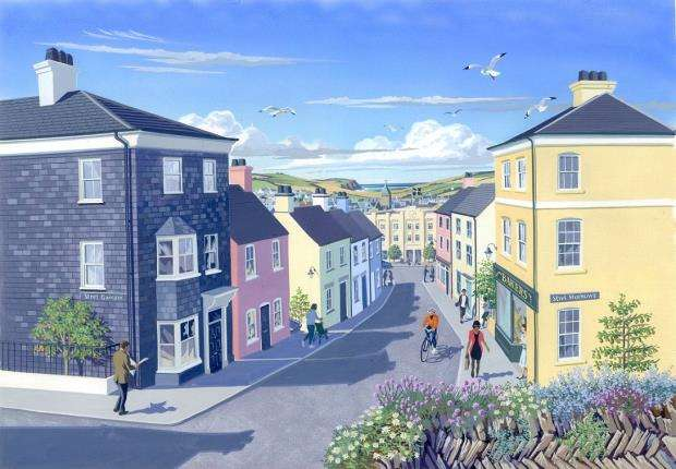3 Bedrooms Detached House for sale in Stret Euther Pendragon, Quintrell Road, Newquay, Cornwall