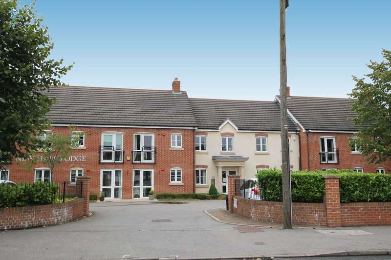 1 Bedroom Flat for sale in New Hall Lodge, Reddicap Heath Road, Sutton Coldfield, B75 7DW