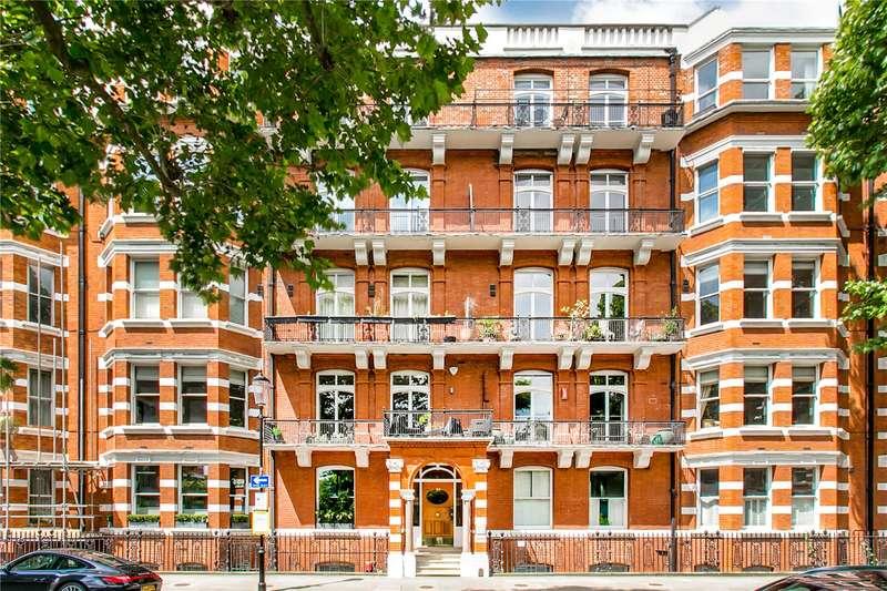2 Bedrooms Flat for sale in Kensington Mansions, Trebovir Road, SW5