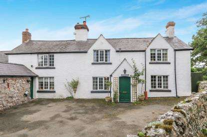4 Bedrooms Semi Detached House for sale in Cefn Meiriadog, St. Asaph, Denbighshire, LL17