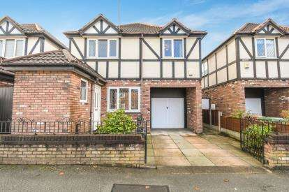 3 Bedrooms Detached House for sale in Robins Lane, St. Helens, Merseyside, WA9