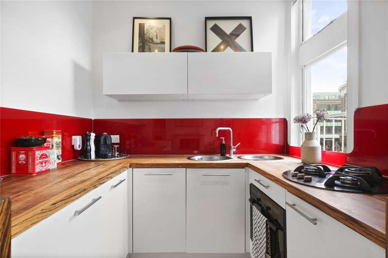2 Bedrooms Flat for sale in Victoria Road, London, NW6