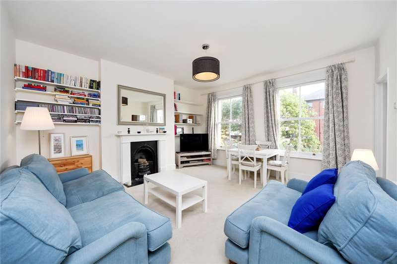 2 Bedrooms Flat for sale in Brecknock Road, London, N19