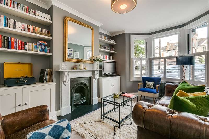 5 Bedrooms Terraced House for sale in Vant Road, London, SW17