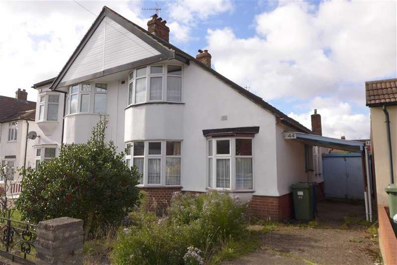 3 Bedrooms House for sale in Borrowdale Avenue, Harrow, Middlesex
