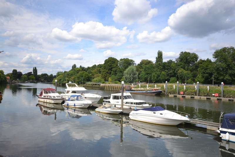 3 Bedrooms Apartment Flat for sale in Teddington