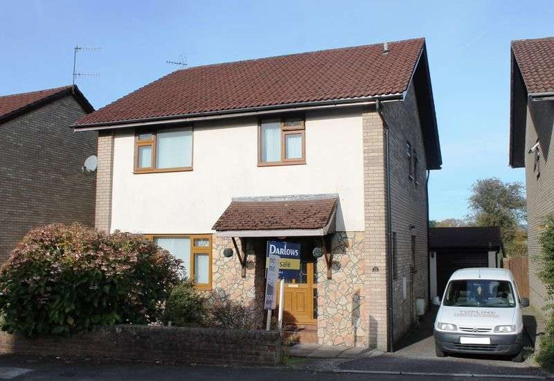4 Bedrooms Detached House for sale in Nant Y Felin, Efail Isaf, CF38 1YY