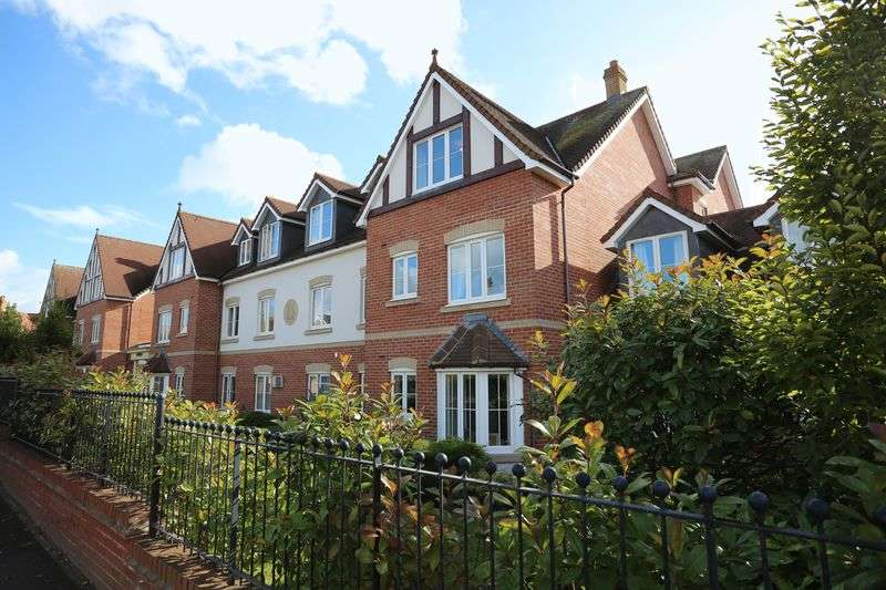2 Bedrooms Retirement Property for sale in Salterton Road, Exmouth