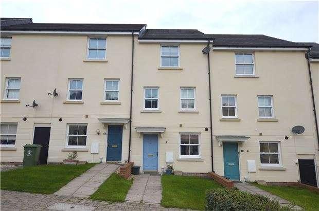 4 Bedrooms Semi Detached House for sale in Alvington Drive, CHELTENHAM, Gloucestershire, GL52 5FS