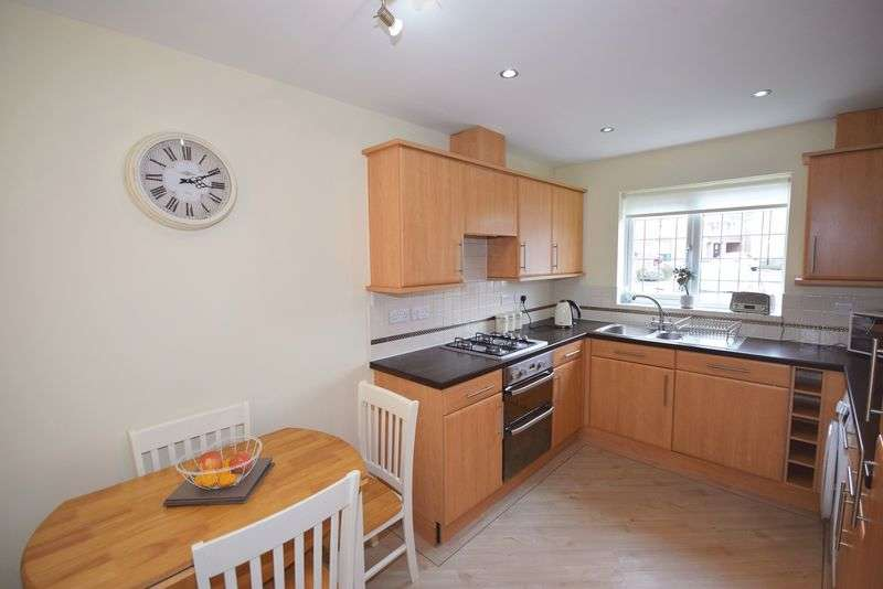 3 Bedrooms Terraced House for sale in Harebell Close, Widnes