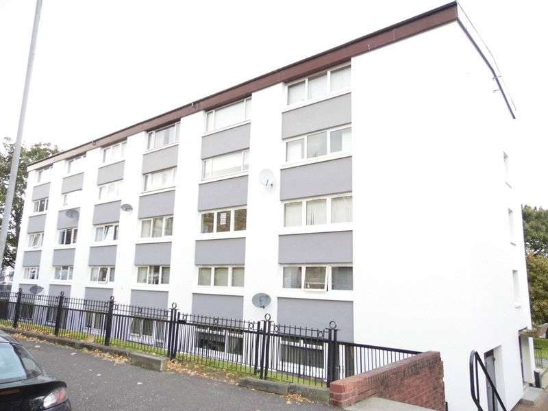2 Bedrooms Flat for sale in Alice Street, Paisley