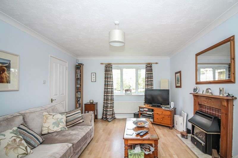 4 Bedrooms Detached House for sale in East Hill, Frome