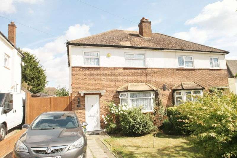 3 Bedrooms Semi Detached House for sale in Rochester Road, Northwood