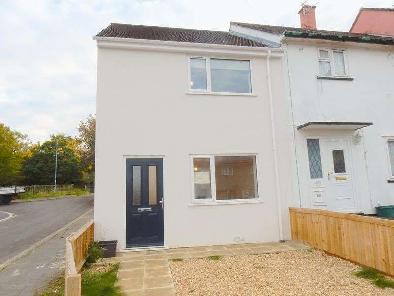 2 Bedrooms House for sale in Mellent Avenue, Hartcliffe, Bristol