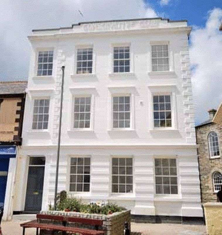 2 Bedrooms Flat for sale in Union Square, St. Columb