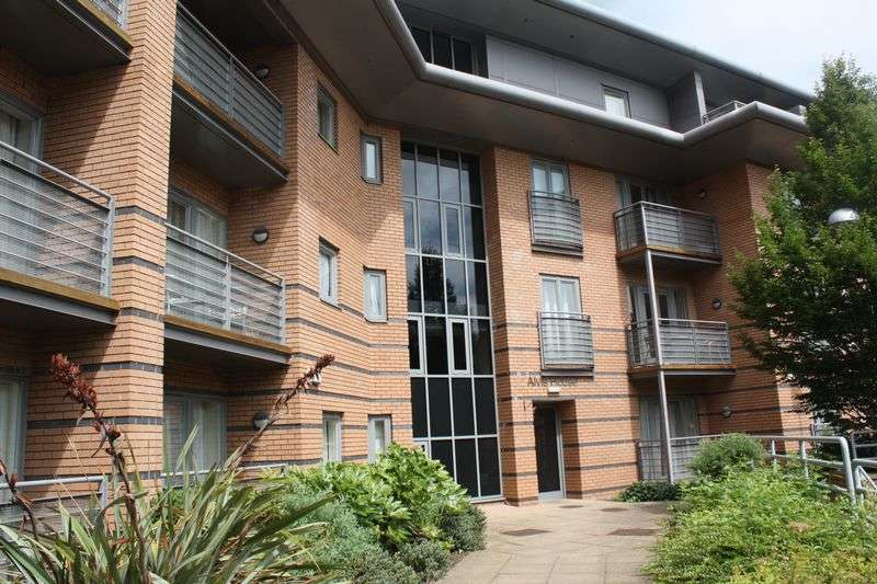 2 Bedrooms Flat for sale in Manor House Drive, Coventry
