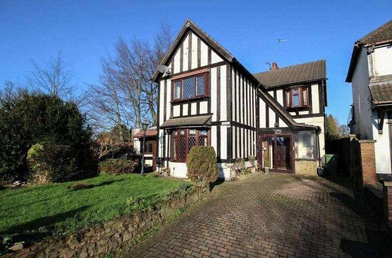 4 Bedrooms Detached House for sale in Goldthorn Hill, Wolverhampton