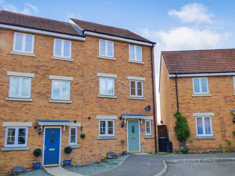 3 Bedrooms Semi Detached House for sale in Bishopsmead, Trowbridge