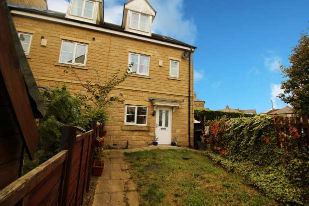 4 Bedrooms Mews House for sale in Miners Way, Halifax, West Yorkshire, HX3 9QD