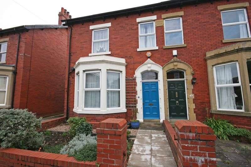 4 Bedrooms Semi Detached House for sale in Highcross Road, Poulton-Le-Fylde