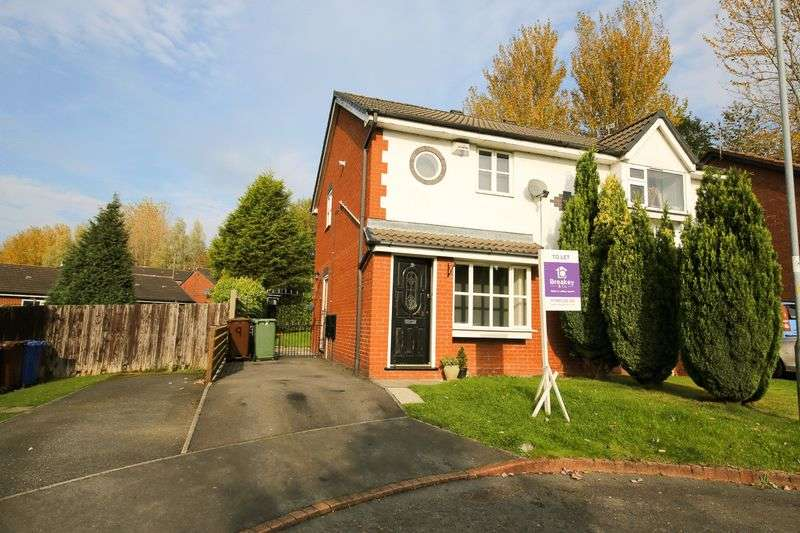 2 Bedrooms Semi Detached House for sale in Glendevon Close, Higher Ince, Wigan
