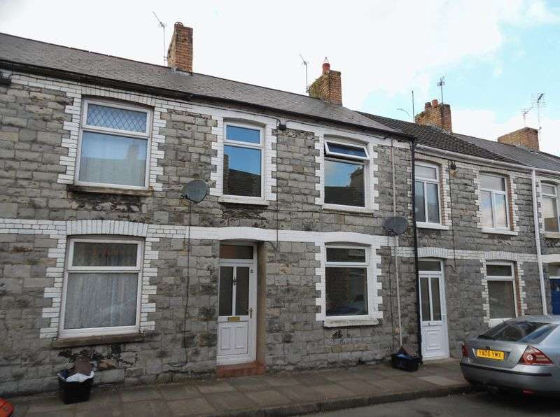 2 Bedrooms Terraced House for sale in Cheltenham Terrace Bridgend CF31 3AH