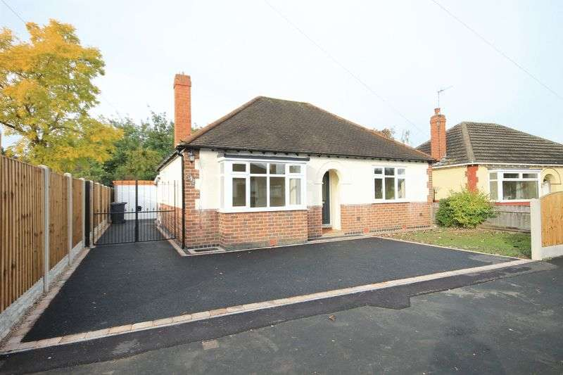 2 Bedrooms Detached Bungalow for sale in WALDENE DRIVE. ALVASTON