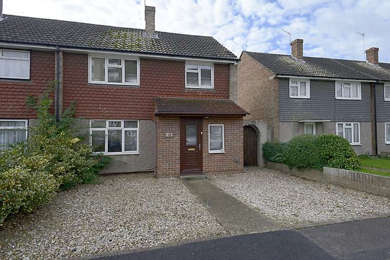 3 Bedrooms End Of Terrace House for sale in 110 Spelthorne Grove, Sunbury-on-Thames, Middlesex, TW16