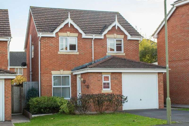 3 Bedrooms Detached House for sale in Hazel Farm