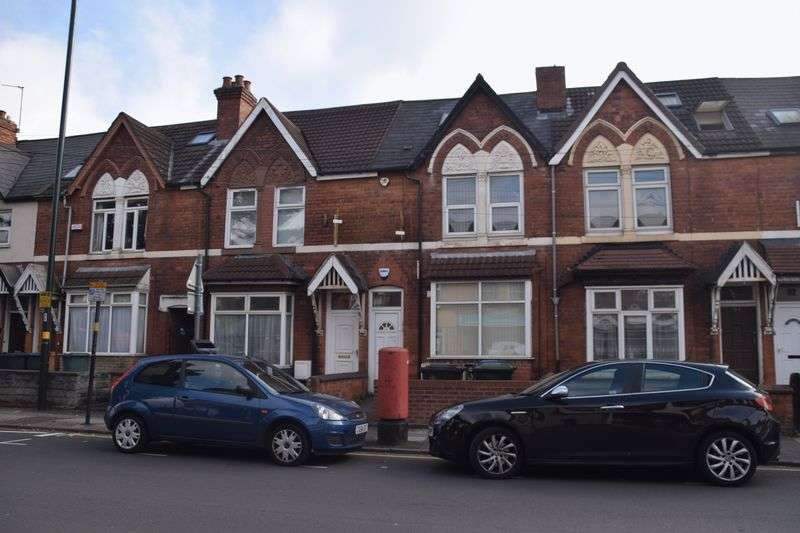 5 Bedrooms Terraced House for rent in For a Group 5 ***STUDENTS***