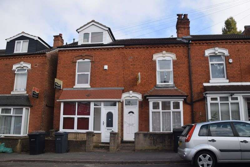 4 Bedrooms Terraced House for rent in Heeley Road, For a Group of 4