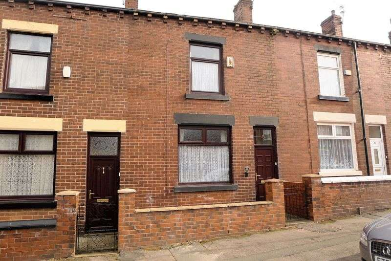 2 Bedrooms Terraced House for sale in Melbourne Road, Bolton