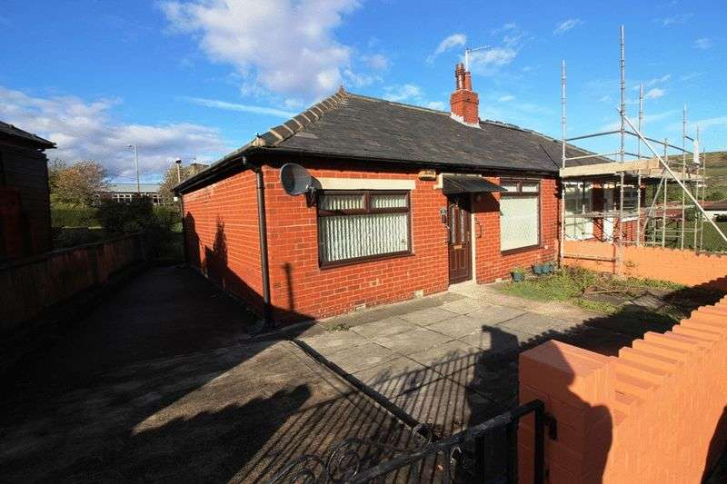 2 Bedrooms Semi Detached House for sale in Nursery Lane, Halifax