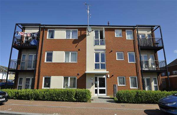 1 Bedroom Apartment Flat for sale in Ashford, TN23
