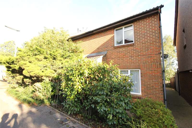 2 Bedrooms Semi Detached House for sale in Wych Hill Park, Woking, Surrey, GU22