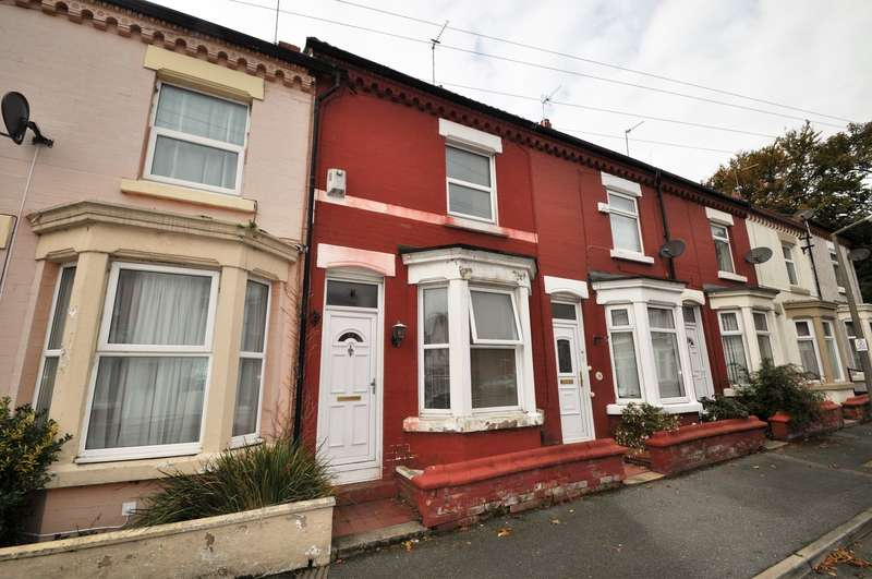 2 Bedrooms House for sale in Grange Avenue, Wallasey