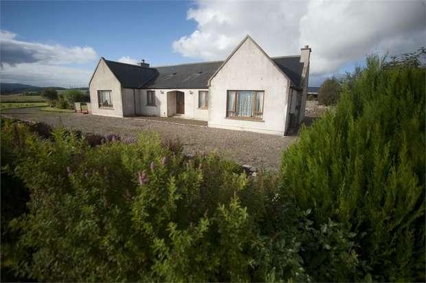 4 Bedrooms Detached Bungalow for sale in Craigellachie, Aberlour, Moray