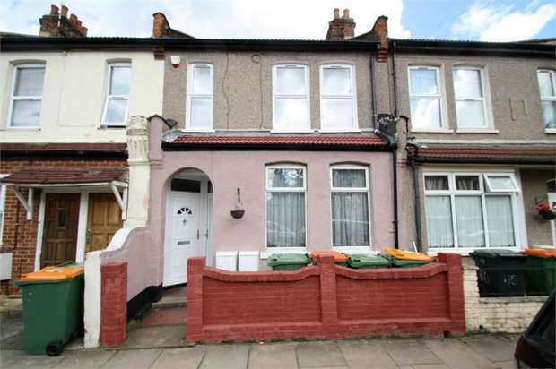 2 Bedrooms Flat for sale in Leigh Road, East Ham, London