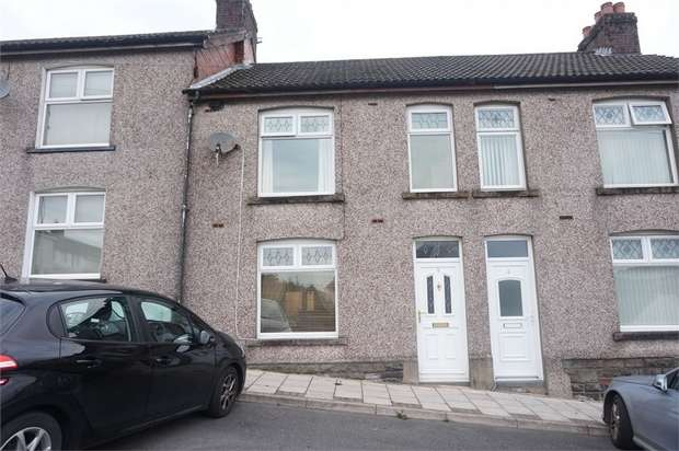 3 Bedrooms Terraced House for sale in Parry Terrace, Crumlin, Newport, Caerphilly