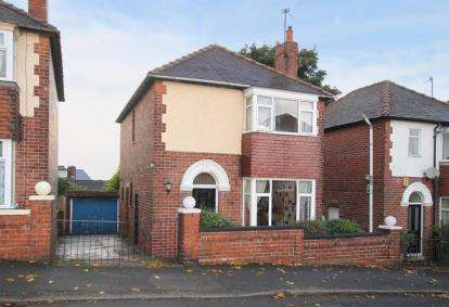 3 Bedrooms Detached House for sale in Crawford Road, Sheffield, South Yorkshire