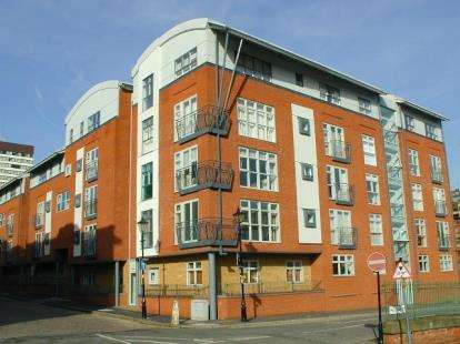 1 Bedroom Flat for sale in Friday Bridge, Berkley Street, Birmingham, West Midlands