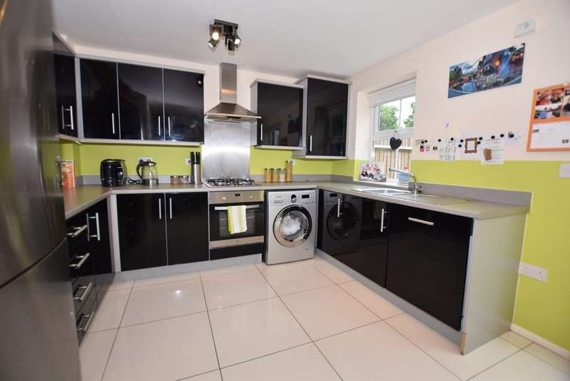 3 Bedrooms Terraced House for sale in Kendrick Grove, Hall Green