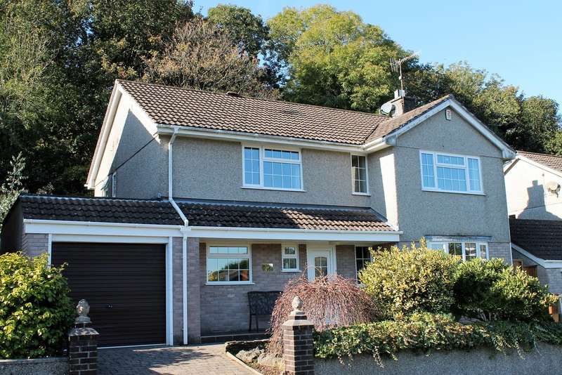 4 Bedrooms Detached House for sale in Orchard Close , Yealmpton