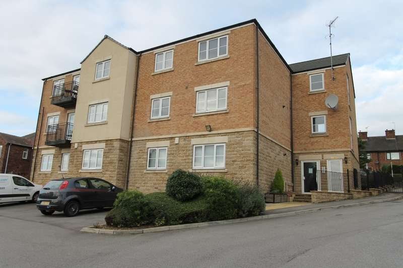 1 Bedroom Flat for sale in Apartment 3, Metro Apartments, Richmond Way, Kimberworth, S61 2LJ