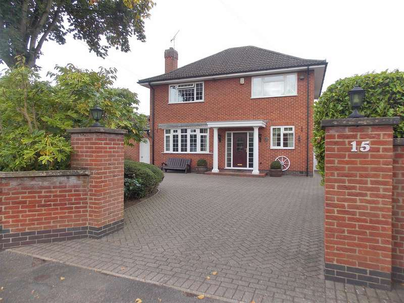 4 Bedrooms Property for sale in Haslemere Road, Long Eaton