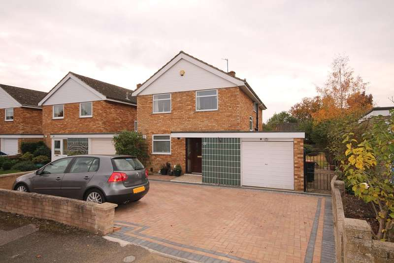 4 Bedrooms Detached House for sale in Dart Road, Brickhill, Bedford, MK41